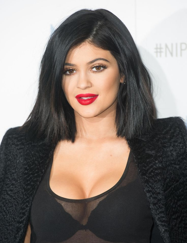 """Kylie Jenner has """"temporary lip fillers"""". Anyone surprised? http://beautyeditor.ca/2015/05/11/kylie-jenner-lip-fillers"""
