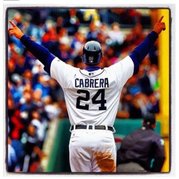 Cabrera: Detroit Tigers