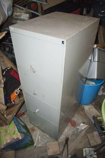 DIY File Cabinet Smoker Pt 1