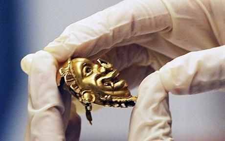 Mexican Aztec artifacts from the era of Moctezuma, who reigned AD 1500-1520  to go on show as a major new exhibition at the British Museum
