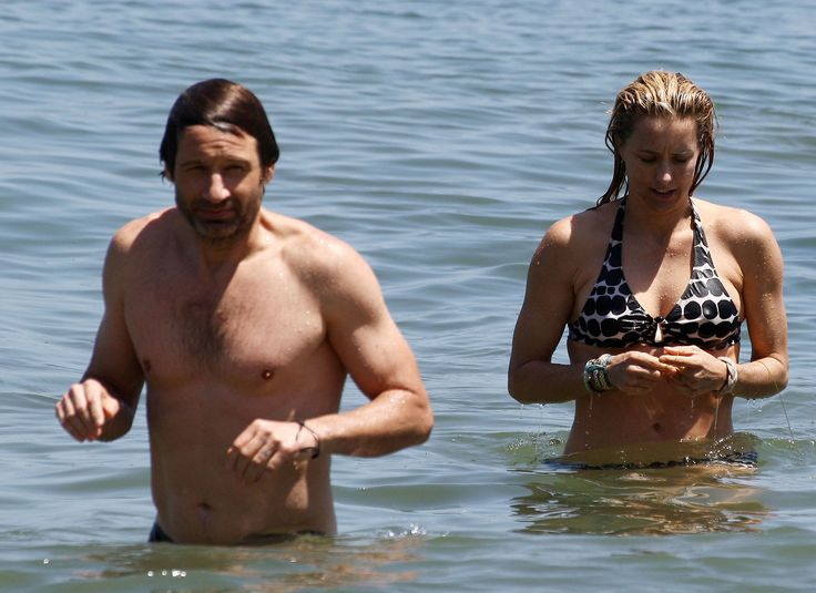 David Duchovny And Tea Leoni: Celebrities Who Take Back Their Cheating Exes