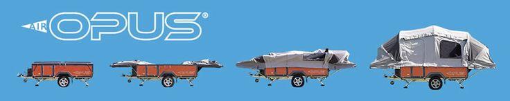 Air OPUS Camper Trailer | OPUS Camper