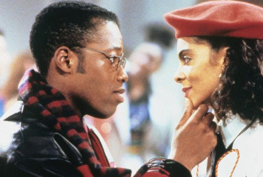 Every time they looked at each other like this. | 17 Times Dwayne And Whitley Pioneered Relationship Goals