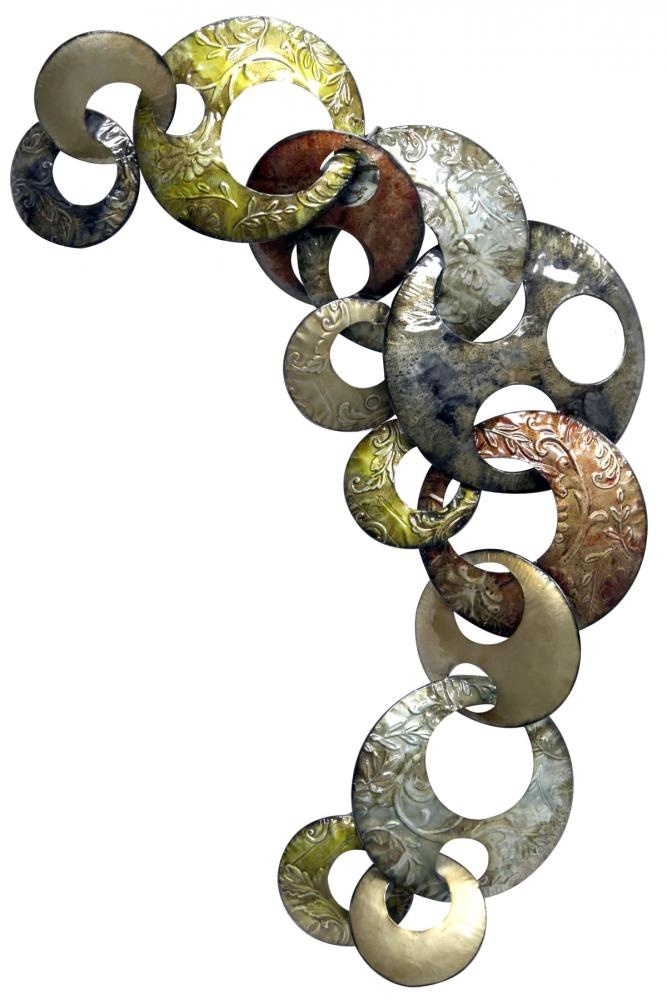 Metal Circle Wall Art 32 best wall art images on pinterest | metal walls, metal wall art