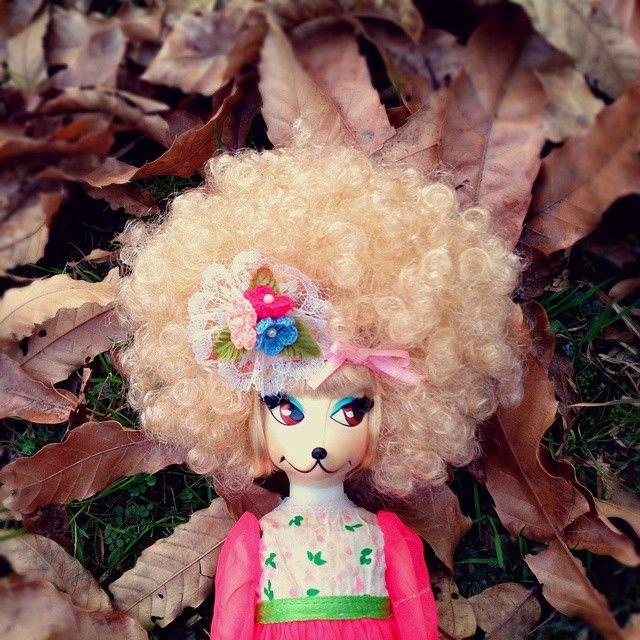 Instagram media rilicco - なんと! ペティーナは来年生誕50周年を迎えることに気付いてしまった! * そして同時にペティーナとの付き合いも来年で10年目を迎えるということも… お人形はいいなぁ。いつまでも若々しくてかわいくて(^ω^*)