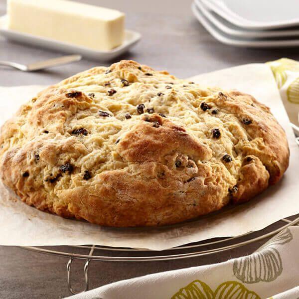 Irish Soda Bread Recipe In 2020 Soda Bread Irish Soda Bread Irish Soda