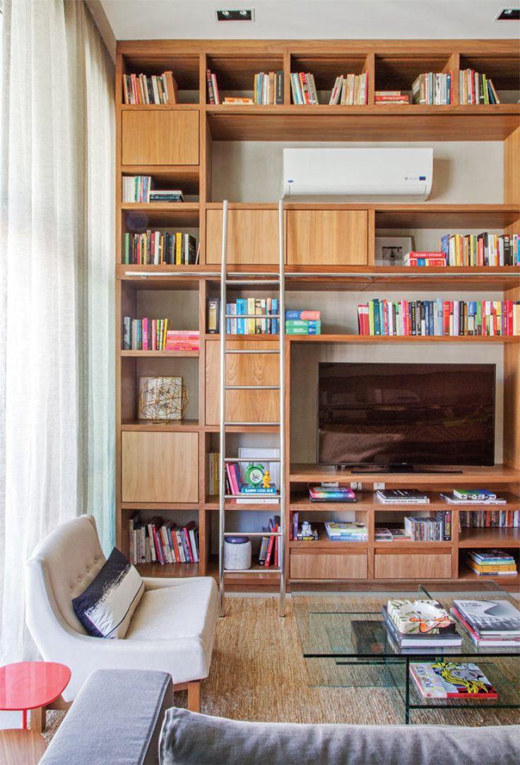 17 melhores ideias sobre escada de biblioteca no pinterest for Sala de estar no minecraft