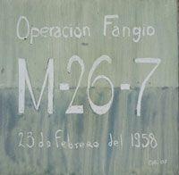amigos de fangio .org - Homenaje al grupo de acción del Movimiento 26 de Julio que secuestró a Fangio