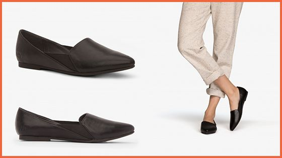 The Westmount Flat in Black is an excellent casual or business shoe from the Bold Sport Collection.