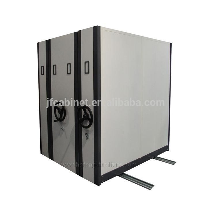 New Design Space Saving Mobile Mass Shelves for Documents/Books Storage