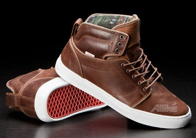 Vans Alomar Native American Leather Trainers brown skate shoes OTW All Sizes!   eBay