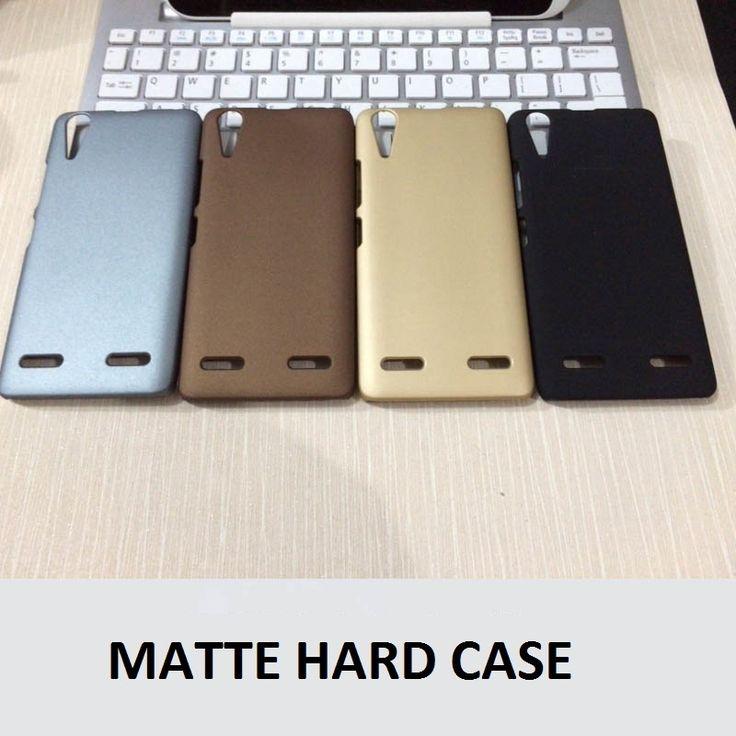 Matte Hard Case Lenovo A6000 - Lenovo K3 - Rp 75.000 - kitkes.com