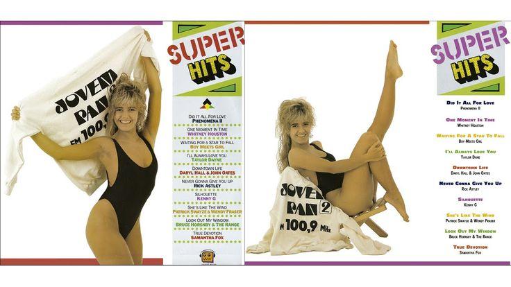 LP Jovem Pan Super Hits - 1989