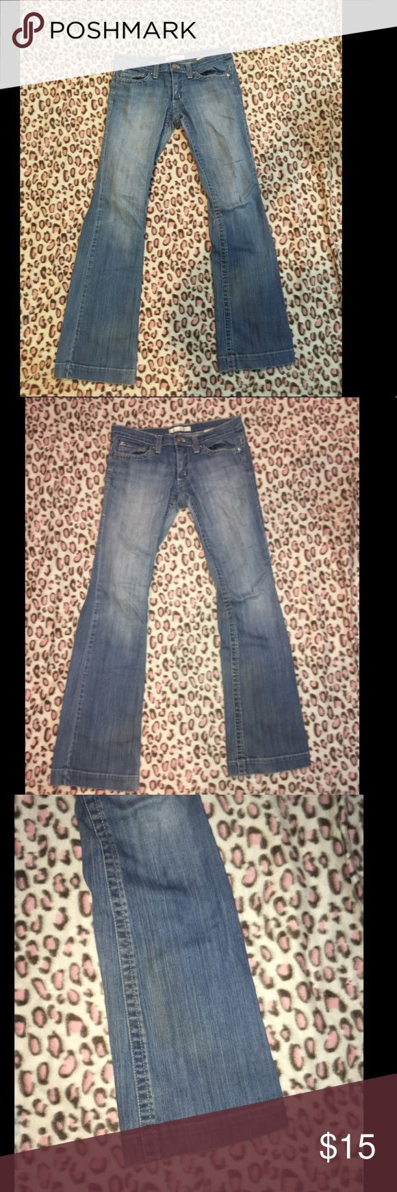 Flying monkey jeans Super cute jeans size 9 but fit a 6 Flying Monkey Jeans Boot Cut