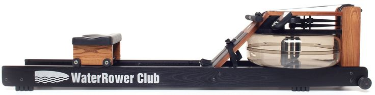 WaterRower Club S4 Rowing Machine. Rowing has long been considered the ideal cardiovascular exercise because of how the body interacts with the surface of the stream, river, lake, or ocean. The WaterRower Club S4 Rowing Machine is the perfect choice for those that love fluid indoor movement, complimented by an incredibly quiet and stylish machine. Basically, there are only a few other options out there on the market like the Club S4; it's that natural and expertly engineered! For starters...