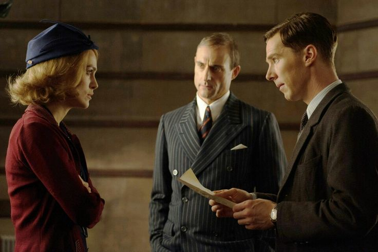 """The Imitation Game -- """"Sometimes it is the people who no one imagines anything of who do the things that no one can imagine."""""""