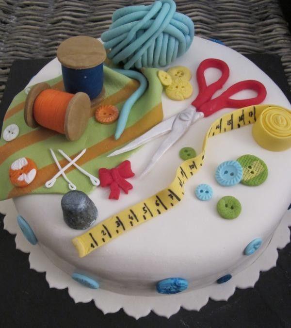 Gâteau couture