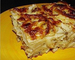 Firinda Makarna Turkish Food Recipe