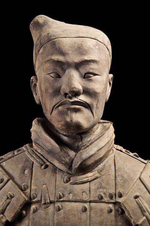 De China Guerreros de terracota @ Asian Art Museum (San Francisco) | Ozarts Etc