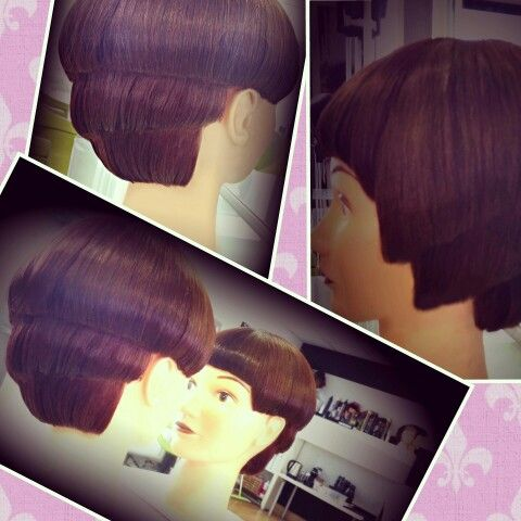 Hairbobs. Step