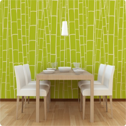 LumiOpus Removable Wallpaper Bamboo From The Wall Sticker Company Part 91