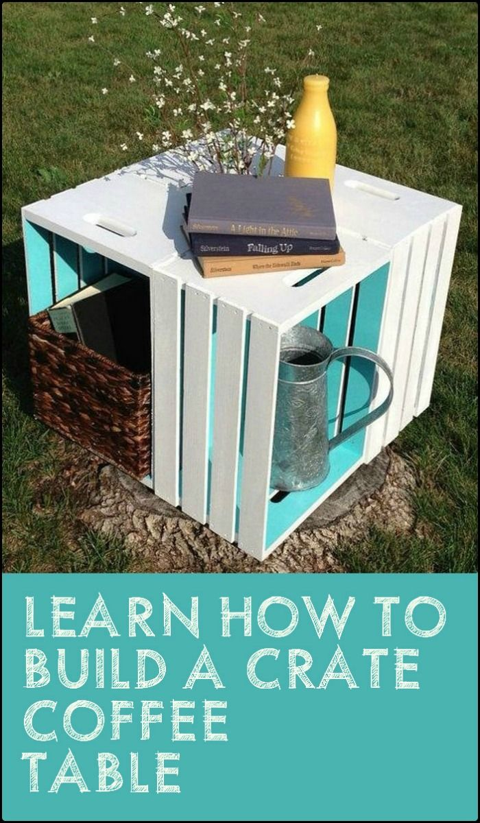 Best 25 crate coffee tables ideas on pinterest traditional best 25 crate coffee tables ideas on pinterest traditional outdoor coffee tables crate table and wine crate coffee table geotapseo Image collections