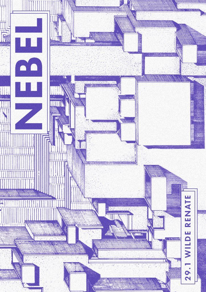 RA: Nebel /w. Rework, Marc Houle, Permanent Vacation DJ & More at Salon Zur Wilden Renate, Berlin