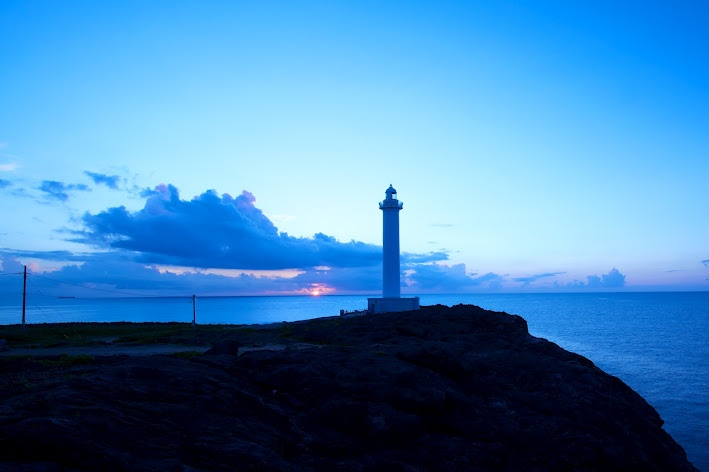 Bolo Point Lighthouse Okinawa Places I D Love To Visit