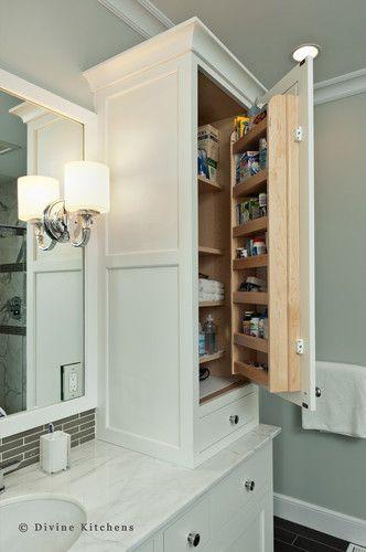 Best 10+ Bathroom Cabinets Ideas On Pinterest | Bathrooms, Master Bathrooms  And Master Bath