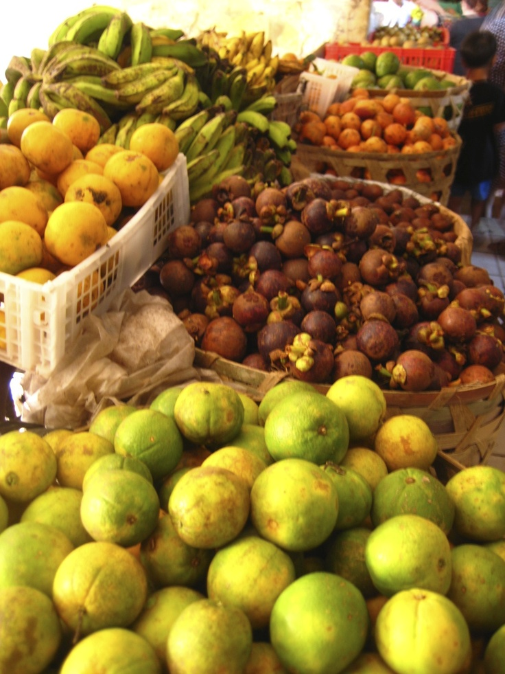 Fruits from Bali, Indonesia