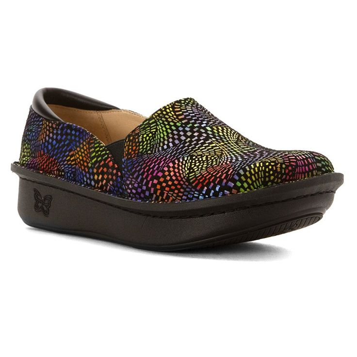 Alegria Women's debra Slip-On >> Wow! I love this. Check it out now! : Closed toe sandals
