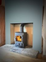 Clearview Pioneer 400 reclaimed Yorkshire stone hearth.jpg