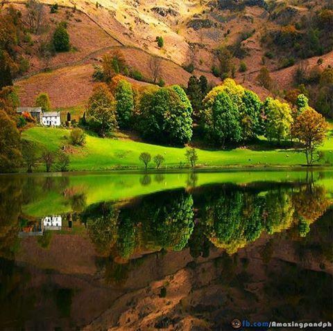 Lake District ,Cumbria ,England