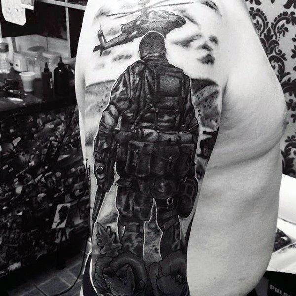 but for coast guard half sleeve men 39 s us military tattoo tatoo d pinterest tatouages pour. Black Bedroom Furniture Sets. Home Design Ideas