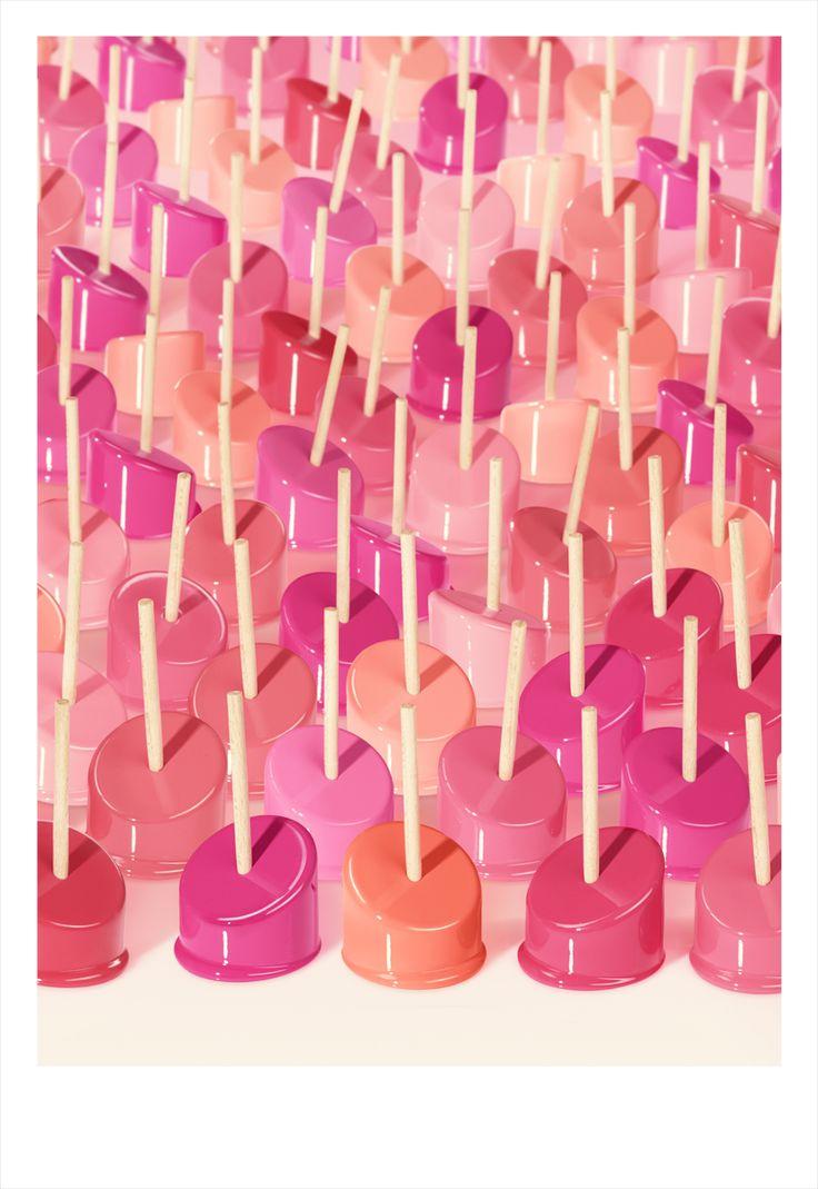 Photographer : Romin Favre @ c'est la vie for Lancôme, Contrast, Product, Colour, Pink, Make Up