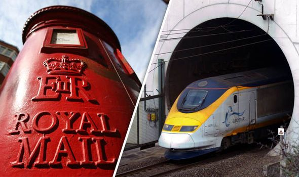 City News: Eurotunnel Royal Mail Mitie Group & FCA