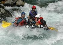 River rafting in Chilliwack - so much fun!