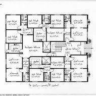 تصاميم شقق دورين Dream House Plans House Plans House Layouts