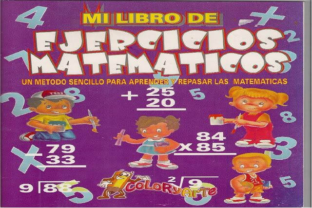Mi Libro de Ejercicios Matemáticos - Primero a Sexto PDF