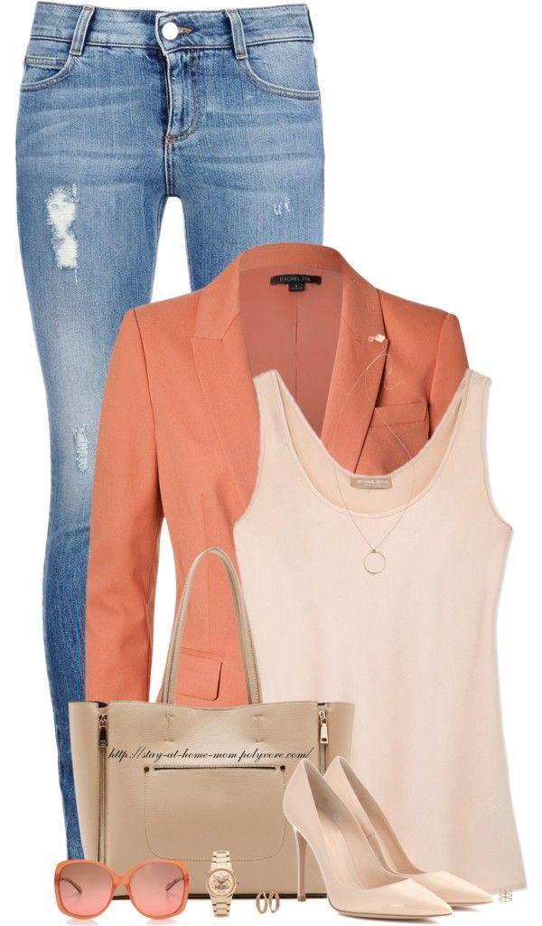 Outfits Elegantes para esta Primavera 5