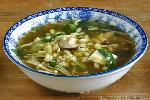... Vietnamese food on Pinterest | Pork, Rice soup and Vietnamese recipes
