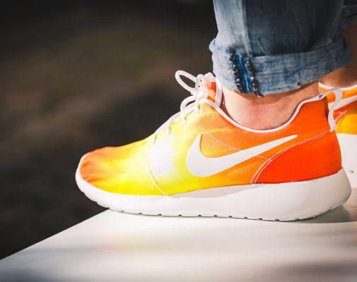 nike roshe run sunset 01 Nike Roshe Run Sunset