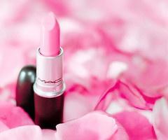 pink mac lipstick