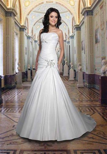 147 best winter wonderland wedding dresses :) images on Pinterest ...