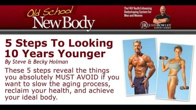 Old School New Body Review The Perfect Workout Guide For A Sexy Out