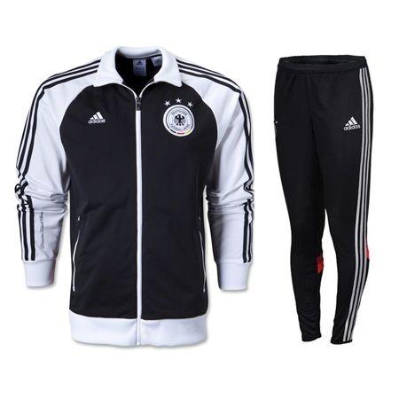 Футбольная вышиванка сборной Германии
