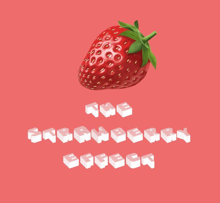 The Strawberry Effect   Conceptual GIF / NYC W34 Hudson River High Line + / ITU Diploma Project by Meric Arslanoglu   2015