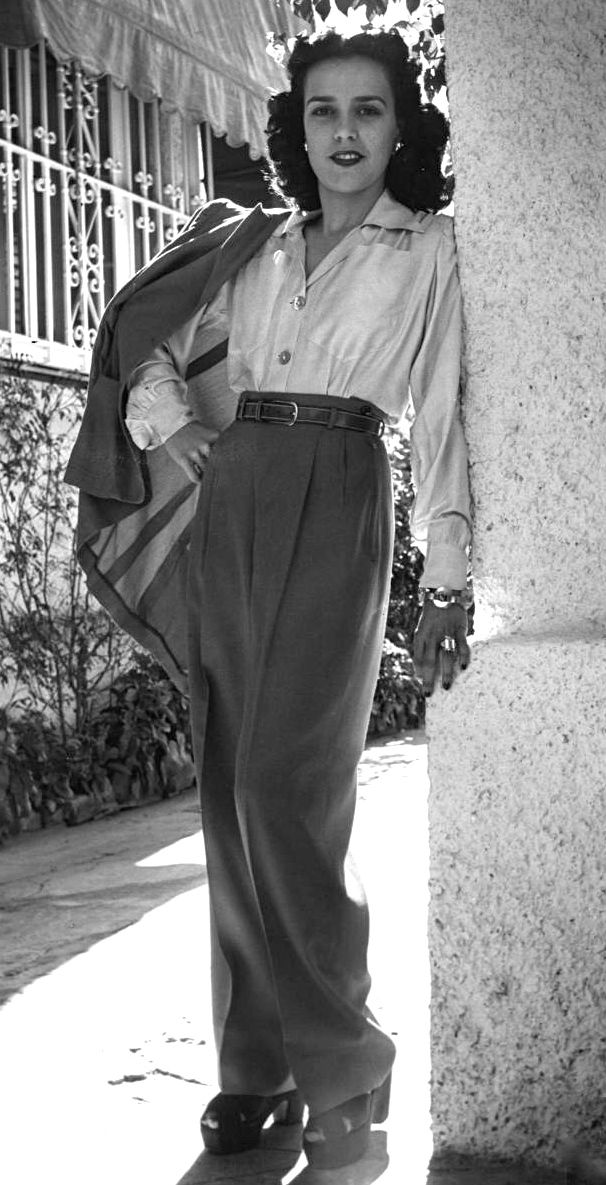 1000 Images About 1940s Fashion On Pinterest: 227 Best Fashions Of 1946 Images On Pinterest