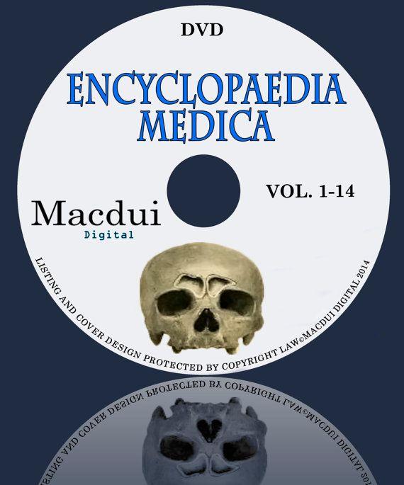 Encyclopaedia Medica 1899 Vol.1234567891011121314 by MacduiDigital