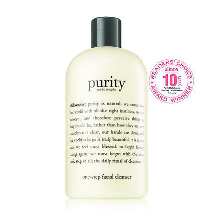 Purity Made Simple Cleanser - philosophy | Sephora | @giftryapp
